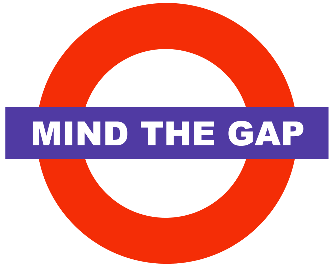 Mind the Gap 2  markmatters markmatters