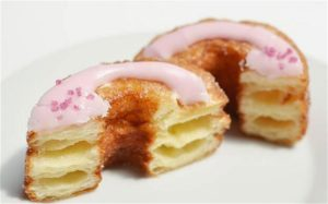Hype Cronut leads to many trademark applications