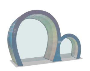Entrance of Imaginarium protected as a trademark