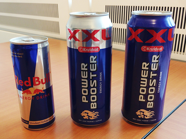 Red Bull - Power Booster