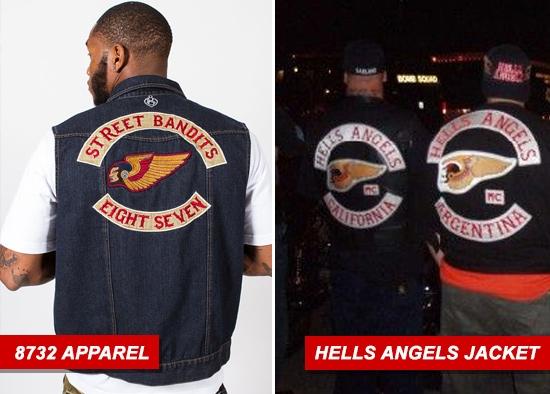 Hells Angels - 8732 Apparel