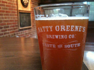 Natty Greene's - Natural Light