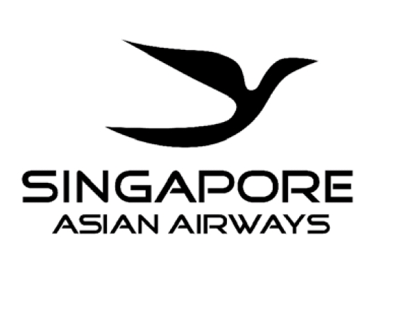 Airline Logos Birds The Logo of Singapore Airlines