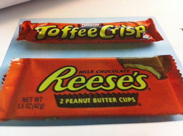 Reese's - Toffee Crisp