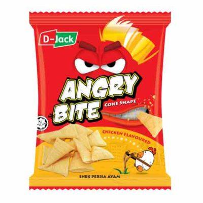 angry bite - angry birds