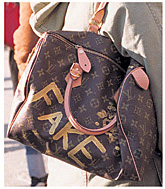 fake Louis Vuitton