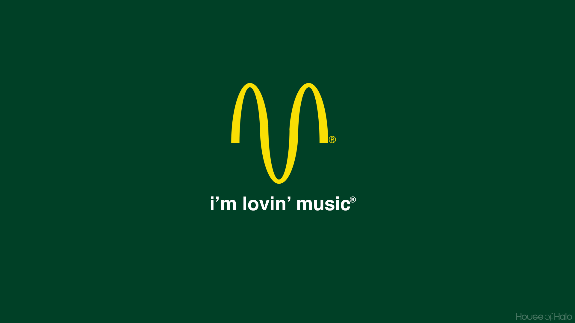 music marks - McDonalds