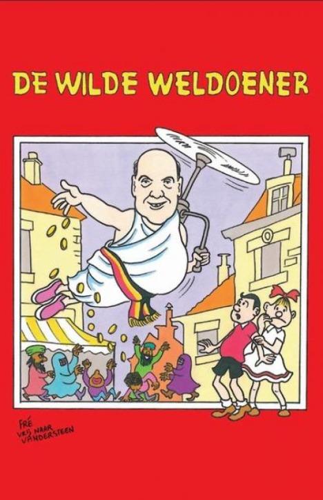 Suske & WIske De Wilde Weldoener