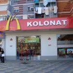 McDonald's - Kolonat Albania 01