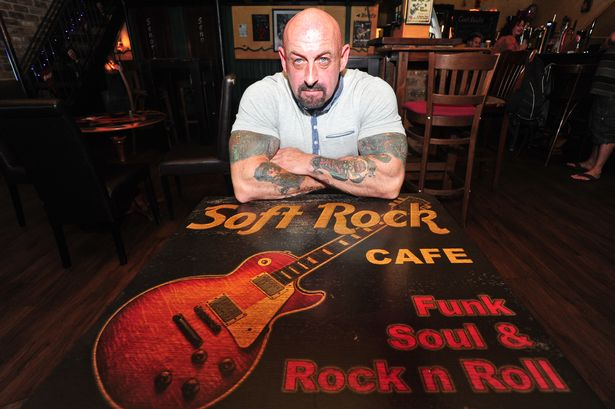 Soft Rock Cafe Wirral