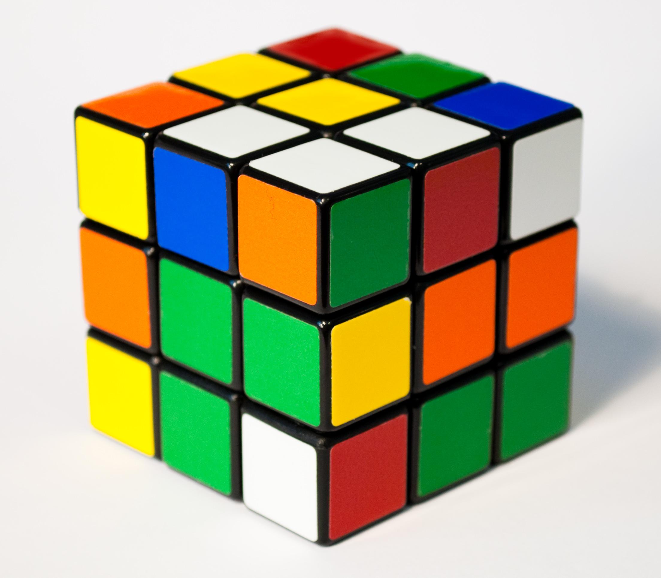 Resultat d'imatges de cub de rubik
