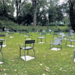 empty chairs katzir