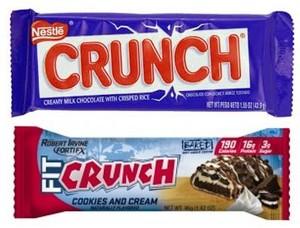 Nestlé Crunch - Fit Crunch