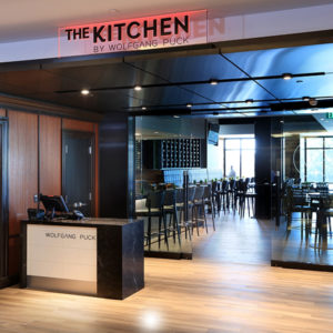 wolfgang puck - the kitchen