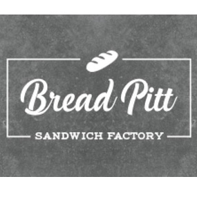 Bread Pitt sandwiches