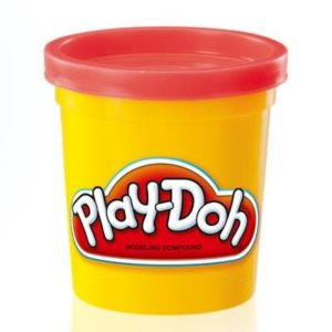 The smell of Play-Doh