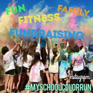 Run, Color, Run!