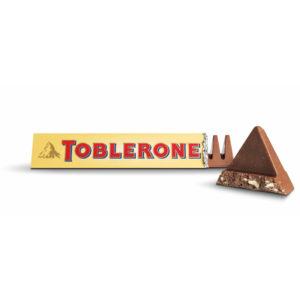 Toblerone melts Twin Peaks