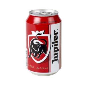 Jupiler beer rebrands during world cup