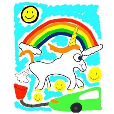 Farting Unicorn