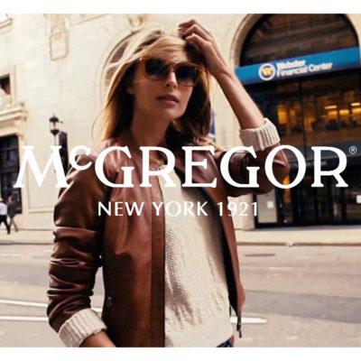 McGregor fights for its trademark