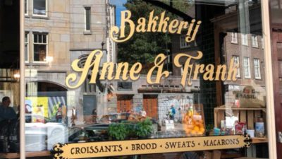 Bakery Anne & Frank changes name