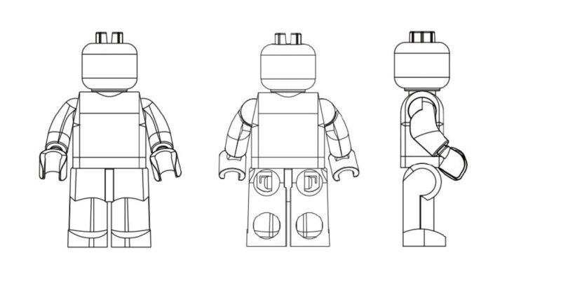 The LEGO twins (2)