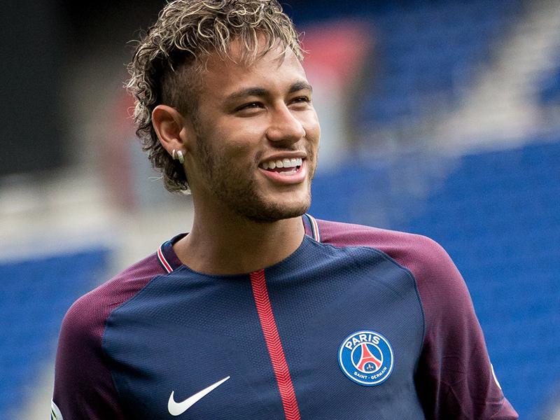 Neymar gets his name back